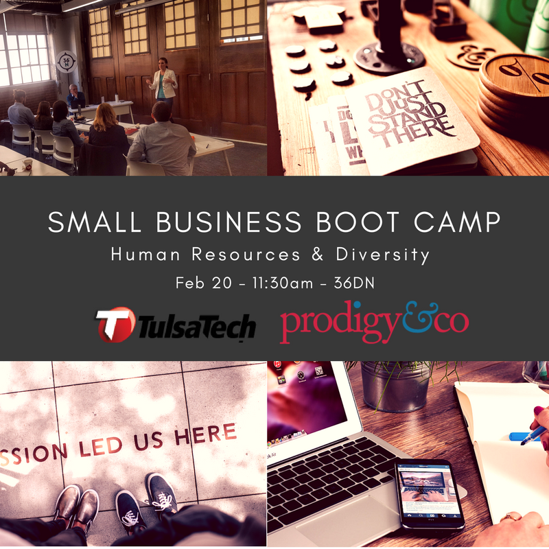 Small Business Bootcamp - Oct 24