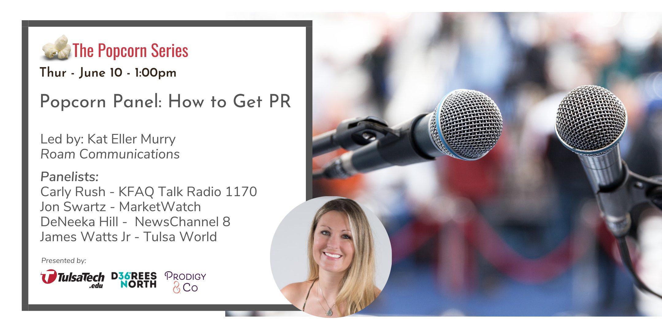 How to get PR